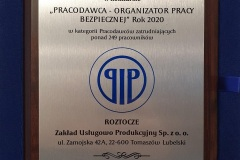 Roztocze_Organizator-Bezpiecznej-Pracy_2020