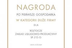 Roztocze_Po_Pierwsze_gospodarka_2020