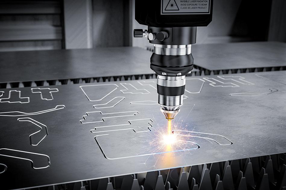 Technologia cięcia laserem